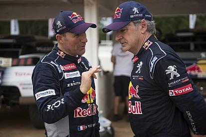 El futuro de Sainz pasa por Peugeot