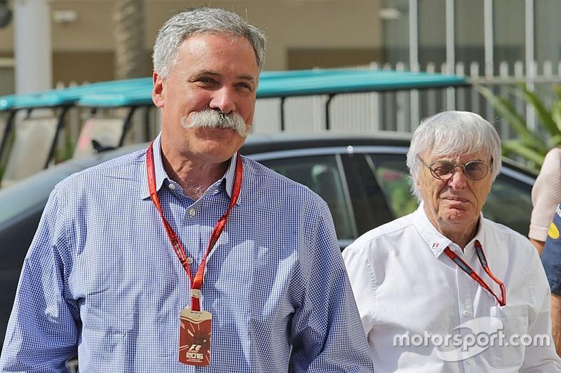 Nova dona da F1, Liberty responde críticas de Ecclestone