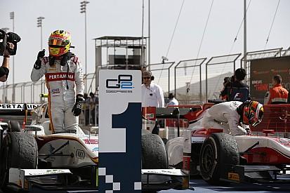 Analisis: Rio Haryanto vs Stoffel Vandoorne di Bahrain 2015