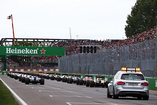 El circuito de Montreal modifica el 'Muro de los Campeones'