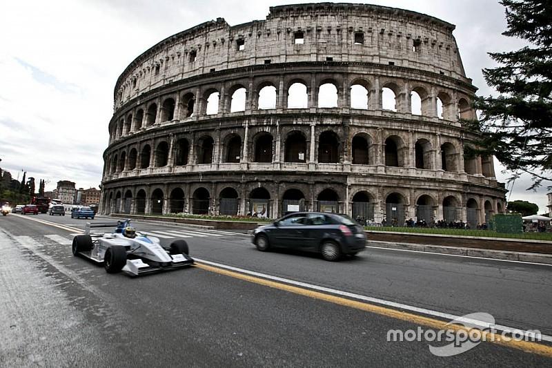 Roma recibe la aprobación para una carrera de Fórmula E