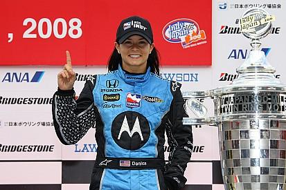 Há nove anos, Danica conquistava vitória histórica na Indy