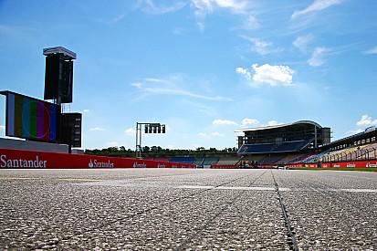 GP Jerman tidak akan kembali ke Hockenheim atau Nurburgring?