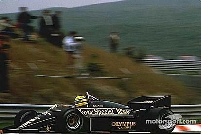 GALERÍA: las mayores victorias de Senna en lluvia