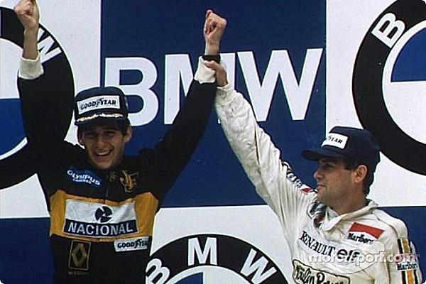 VIDEO: El primer triunfo de Senna hace 32 años
