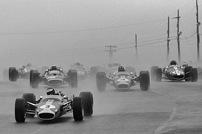 Retro: Jack Brabham wint de eerste Grand Prix van Canada