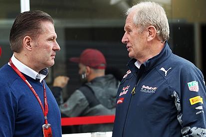 Jos Verstappen en mission pour Red Bull à Monza