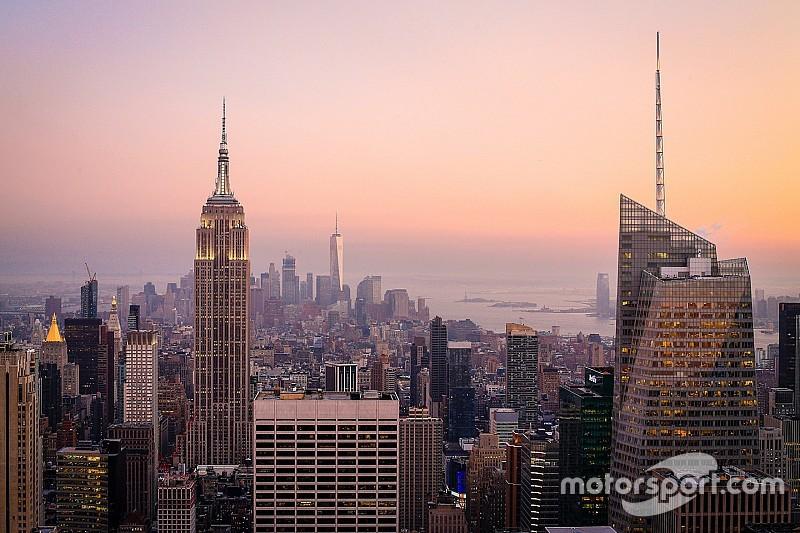 """Liberty Media: Un GP à New York, """"notre priorité"""""""