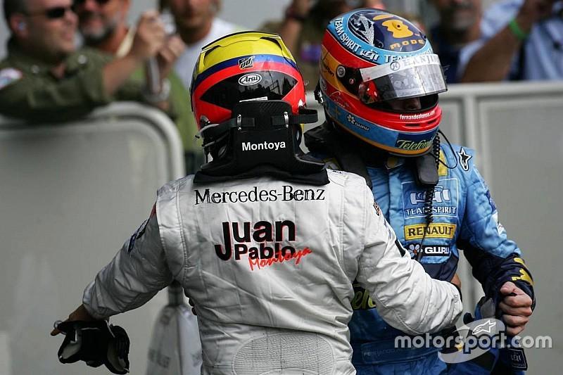 """Montoya: """"Lo de Alonso es genial para todo el deporte"""""""