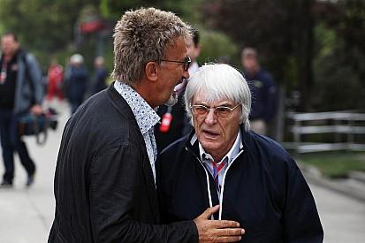 Экклстоун пришел в эфир Top Gear