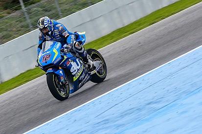 Tsuda vervangt geblesseerde Rins tijdens MotoGP-ronde Jerez