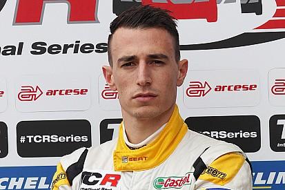 D'Amico al via del GT Italiano con il team Vincenzo Sospiri Racing