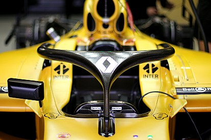 Prioritaskan Shield, F1 batalkan konsep Halo
