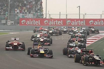 La F1 taxée par l'Inde pour l'organisation de trois GP