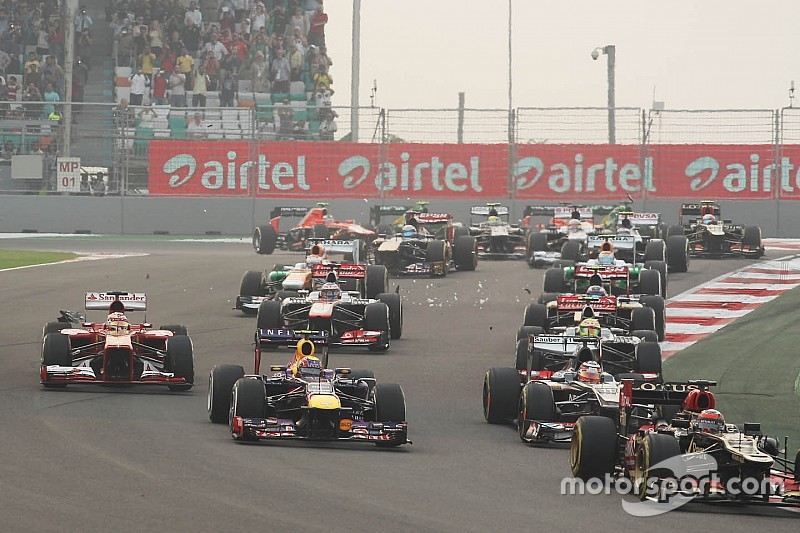 India berusaha tarik pajak balapan Formula 1