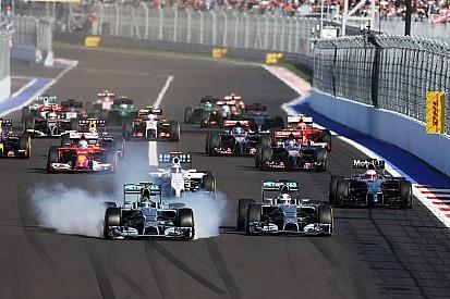 Photos - Les vainqueurs du GP de Russie