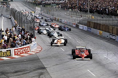 La F1 à Long Beach, un projet irréaliste selon Brown