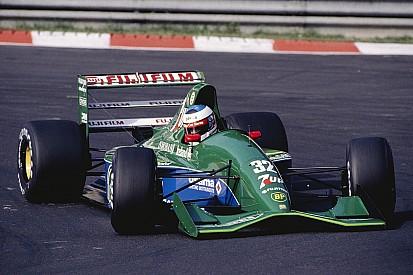 Formel 1 1991: Das Jordan-F1-Team erblickt das Licht der Welt