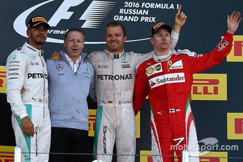 Los números del GP de Rusia: territorio de Mercedes
