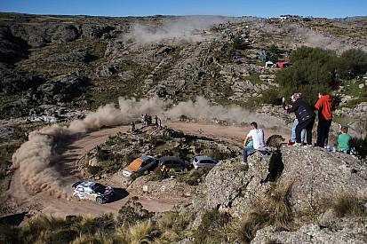 Les horaires de toutes les spéciales du Rallye d'Argentine