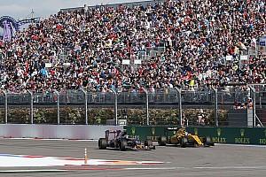 Формула 1 Блог «Обязательно приду на свою трибуну». Блог Петрова
