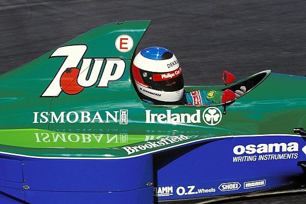 Retro: 1991, lahirnya tim Jordan F1