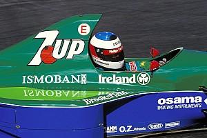 Formula 1 Nostalgia Retro: 1991, lahirnya tim Jordan F1