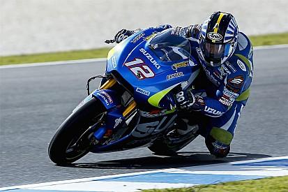 MotoGP 2017: Suzuki benennt Ersatzfahrer für verletzten Alex Rins