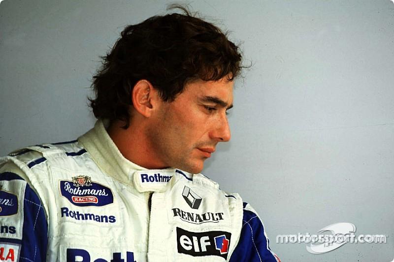 In foto's: Het laatste Formule 1-weekend van Ayrton Senna