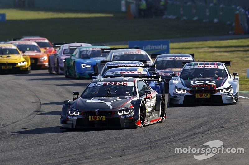 В DTM запретили радиопереговоры команд с гонщиками
