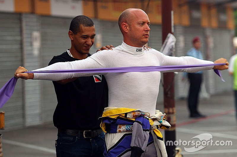 La Leopard Racing ingaggia Rob Huff