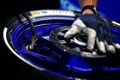 Michelin: la gomma posteriore media è asimmetrica a Jerez