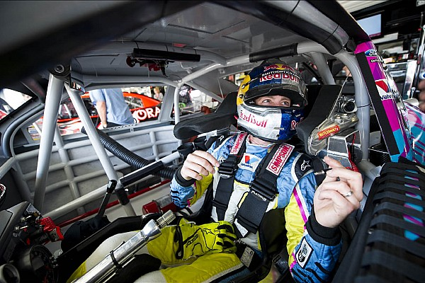NASCAR Truck Travis Pastrana has unfinished business in NASCAR