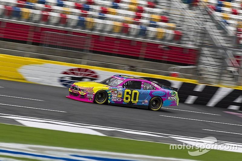 Travis Pastrana todavía no termina con NASCAR
