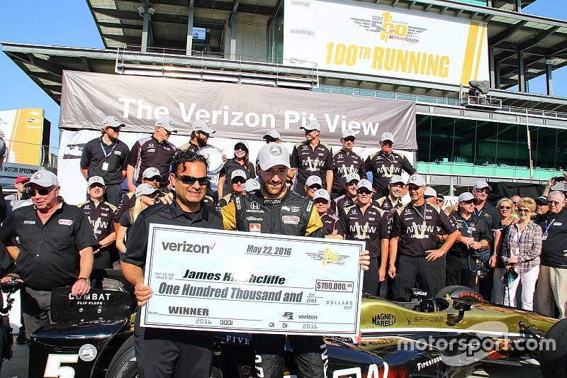 Uitgelegd: Hoe verloopt de kwalificatie voor de Indianapolis 500?