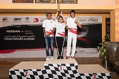 آمنة القبيسي تحرز المركز الأول ضمن برنامج أكاديمية السائقين الشباب لدول مجلس التعاون الخليجي