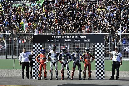 Lorenzo completa 30 anos; relembre trajetória na MotoGP