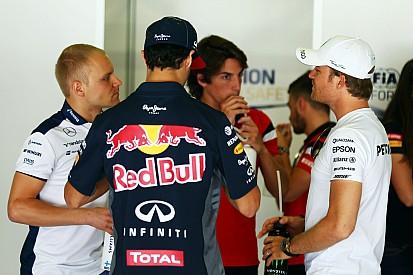 """Ricciardo sobre Merhi: """"No sé cómo no está en Fórmula 1"""""""
