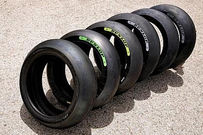 Dunlop confirma los nuevos códigos de colores para sus neumáticos