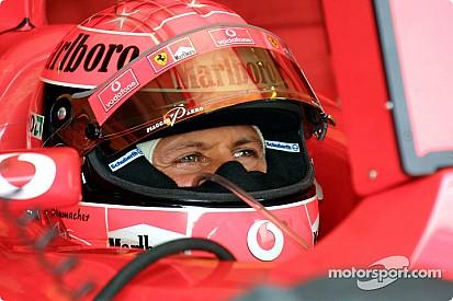 Ehrung für F1-Legende Michael Schumacher mit Benefiz-Fußballspiel