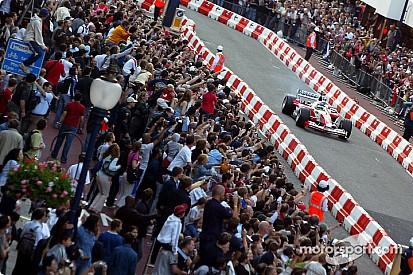 Une démonstration F1 dans les rues de Londres?