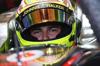 """Pérez, sobre su etapa en McLaren: """"Quizás no estaba preparado"""""""