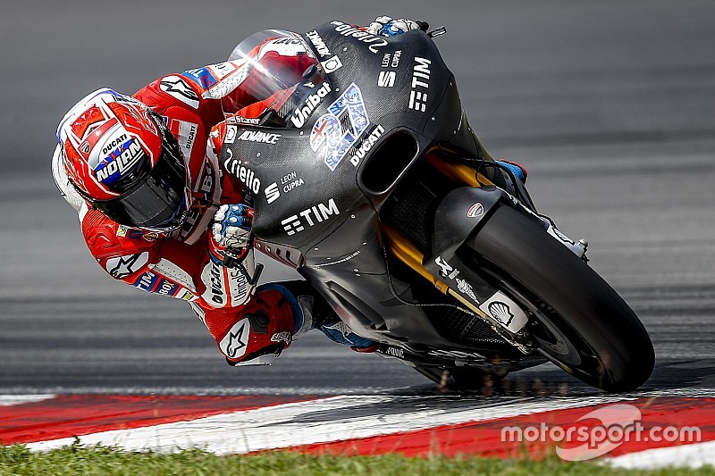 Stoner bakal jalani tes Ducati di Barcelona