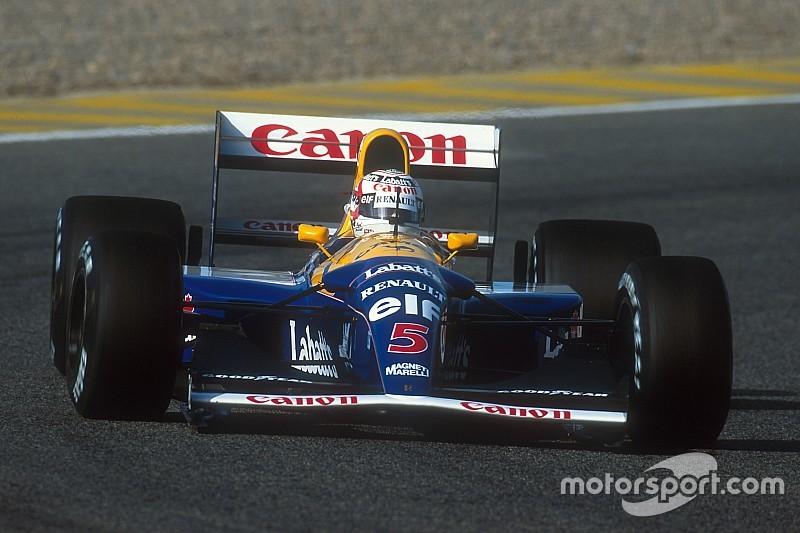 Williams: 40 év, hét világbajnok