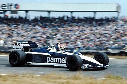 Egy legendás F1-es festés egy modern F1-es autón