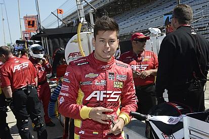 Saavedra è il secondo pilota della Juncos per la Indy 500