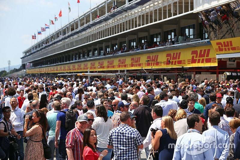 F1 gelar 'Fan Festival' di GP Spanyol
