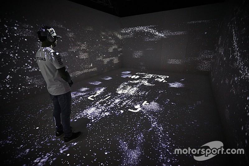 """F1とVR技術の未来図。自由にレースと""""繋がれる""""日はくるか?"""