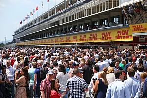F1 Noticias de última hora La F1 reveló planes para mejorar la experiencia de los fans