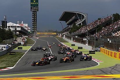 Jadwal lengkap FIA F2 Barcelona 2017